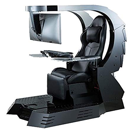 1. IWJ20 IMPERATOR WORKS Gaming Chair, Computer Chair, Workstation; for Triple Monitors