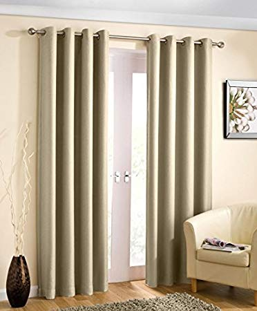 4. Enhanced Living Curtain Panel
