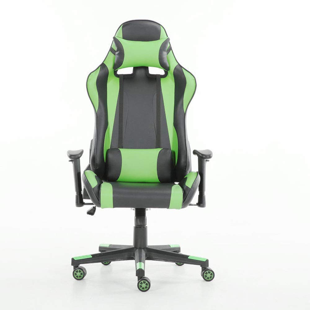 5. SEEKSUNG Chair E-Sports Chair Racing Office Gaming Leather Swivel Desk Computer Sport Back Reclining Can Lift