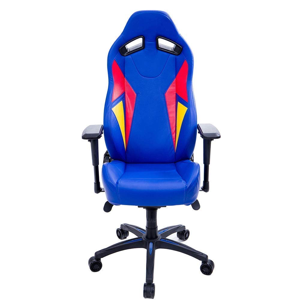 7. SEEKSUNG Chair E-Sports Chair Racing Office Gaming Leather Swivel Desk Computer Sport Back Reclining Can Lift Chair